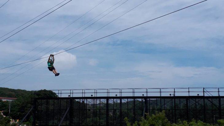伊豆旅行① 伊豆ぐらんぱる公園 ~ギフテッド空を飛ぶ~
