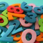 塾の指導で〝百ます計算〟を実施